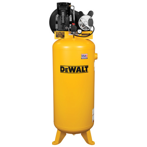 Dewalt DXCMLA3706056 | 3.7 HP 60 Gallon Oil-Lube Vertical Air Compressor | CPO Outlets