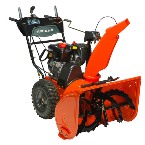 Picture of Ariens 921045 Deluxe 24 254CC 2-Stage Electric Start Gas Snow Blower with Headlight