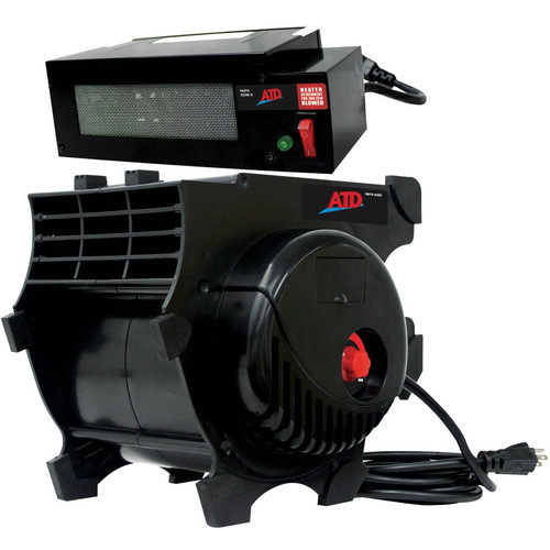 Picture of ATD 40300HTR 300 CFM Pro Air Blower with FREE Heater Attachment for 300 CFM Blower
