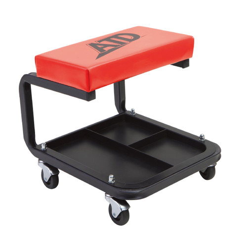 Picture of ATD 81009 250 lb Capacity Mechanic's Padded Creeper Seat