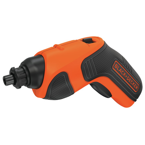 Picture of Black  Decker BDCS20C 4V MAX Cordless Lithium-Ion Rechargeable Screwdriver
