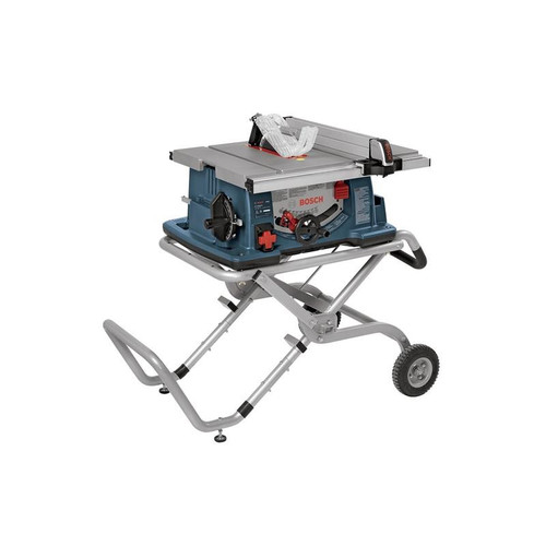 Bosch 4100-09 10 in. Worksite Table Saw with Gravity-Rise Wheeled Stand