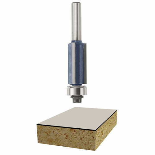 Picture of Bosch 85216M 12 in x 1 in Laminate Flush Trim Router Bit