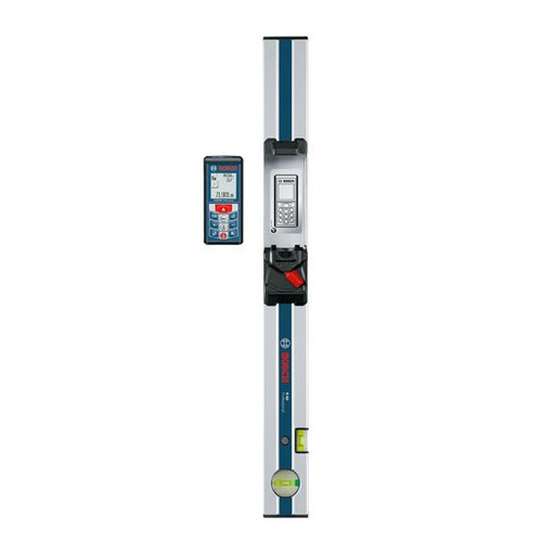 Bosch GLM80R60 265 ft. Lithium-Ion Laser Distance Meter with 600mm Measuring Rail