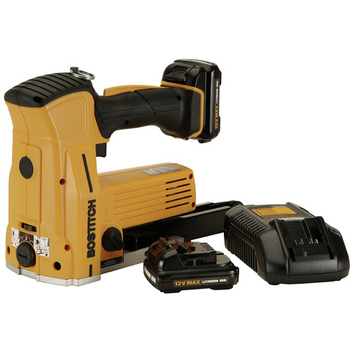 Picture of Bostitch DSW-3519 12V Max Cordless Lithium-Ion 19mm Carton Closer