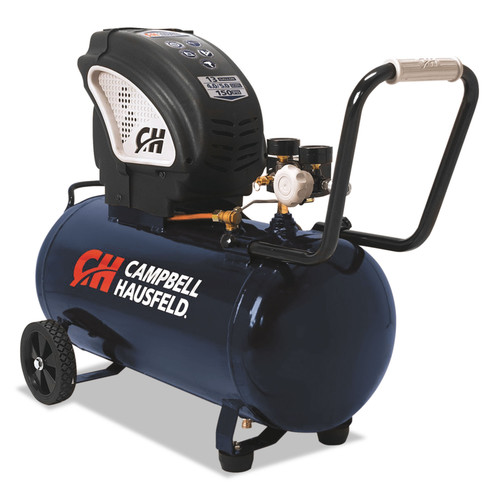 Campbell Hausfeld 13-Gallon Oil-Free Horizontal Portable Air Compressor DC130010