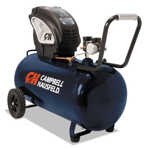 Campbell Hausfeld DC200000 20-Gallon Oil-Free Horizontal Air Compressor