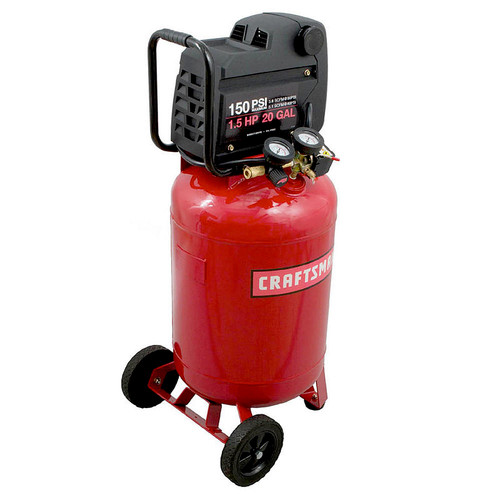 Craftsman 20 Gallon 1.5 HP Air Compressor 916913