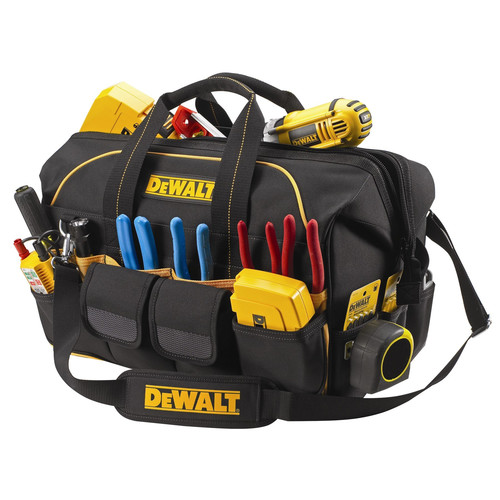 Picture of Dewalt DG5553 18 in Pro Contractor's Closed-Top Tool Bag