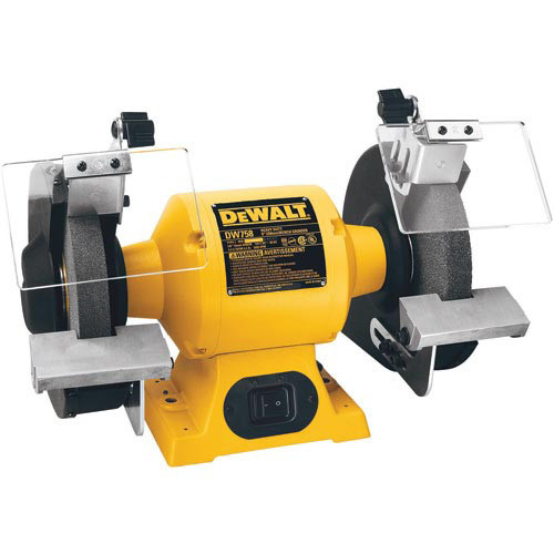 Picture of Dewalt DW756 6 in Bench Grinder