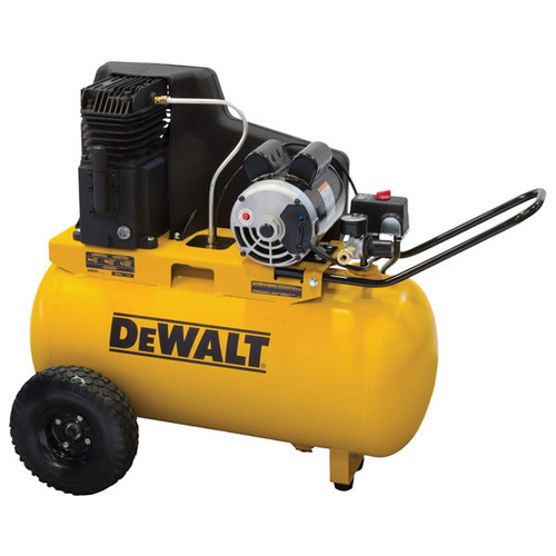 Dewalt 1.9 HP 20 Gallon Oil-Lube Horizontal Air Compressor DXCMPA1982054