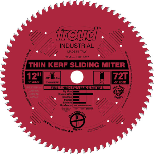 Picture for category Miter Saw Blades