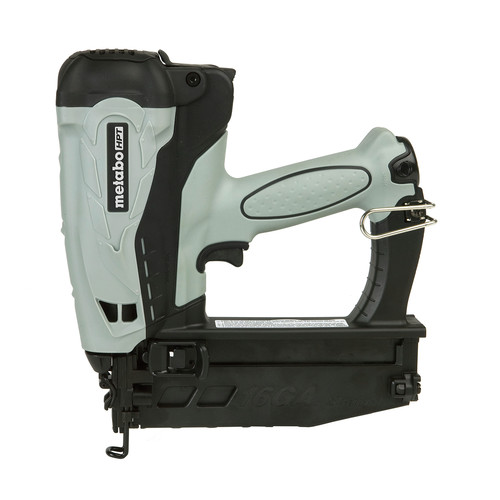 Hitachi 16-Gauge 2-1/2 in. Cordless HXP Lithium-Ion Straight Finish Nailer NT65GSP9