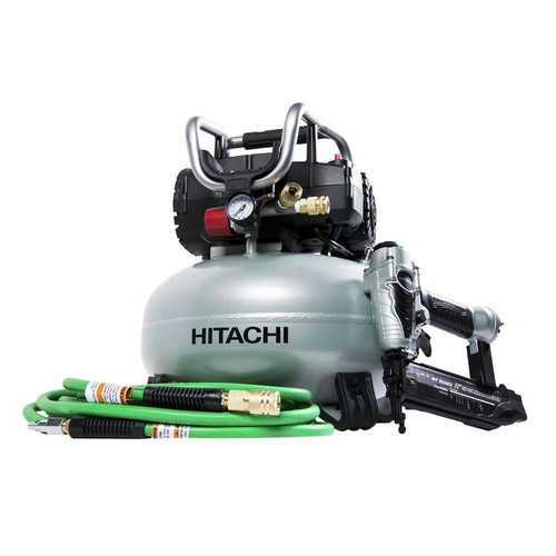 Hitachi Hitachi 2 Pcs Finish Combo Kit KNT50AB