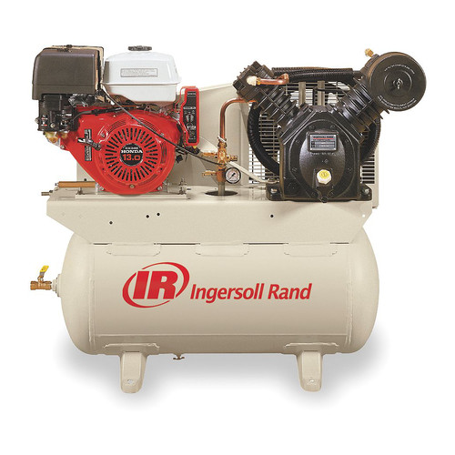 Ingersoll Rand 13 HP 30-Gallon Horizontal Air Compressor with Honda Engine 2475F13GH