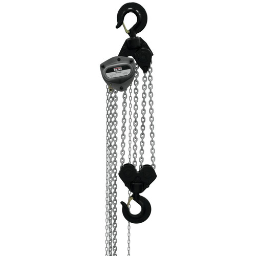 Picture of JET 101010 10 Ton Capacity 10 ft L-100 Series Hand Chain Hoist
