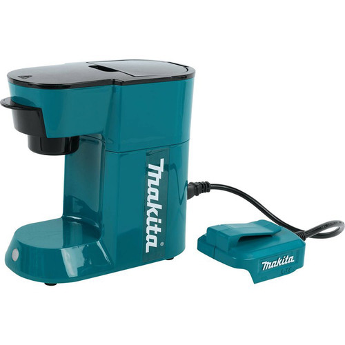 Picture of Makita DCM500Z LXT 18V Cordless Lithium-Ion 5 oz Coffee Maker Bare Tool