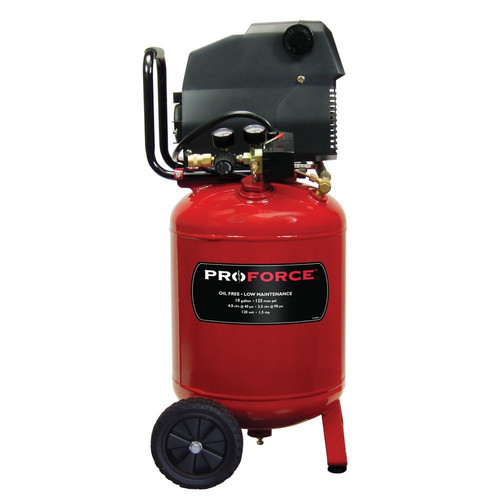 ProForce 10 Gallon Portable Air Compressor VLF1581019