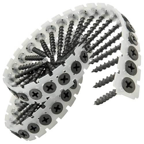 Picture of SENCO 06A125PB 6-Gauge 1-14 in Collated Drywall to Wood Screws 4000-Pack