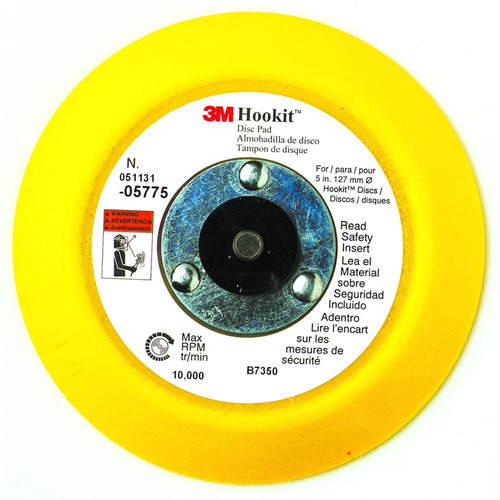 Picture of 3M 5775 Hookit Disc Pad 05775 5 in